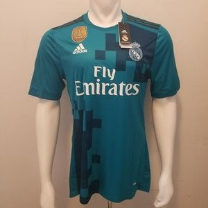 Other - REAL MADRID THIRD AWAY  2017/2018 PLAYER VERSION